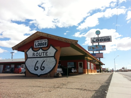 Cross-Country Road Trip: Flagstaff to Taos to Yukon, Oklahoma